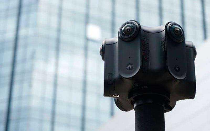 Kanado Obsidian построенная на 360-дюймовой камере Facebook готовая для съёмки