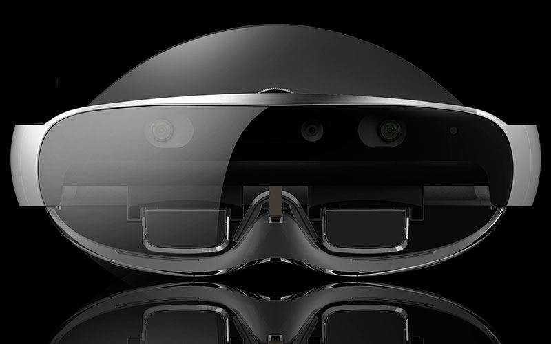 Новая гарнитура дополненной реальности Lenovo DaystAR похожа на Microsoft Hololens