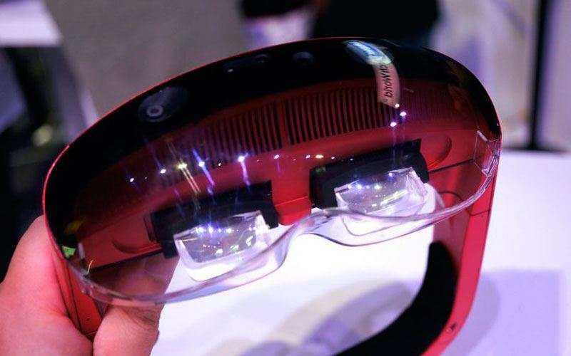 Гарнитура дополненной реальности Lenovo DaystAR