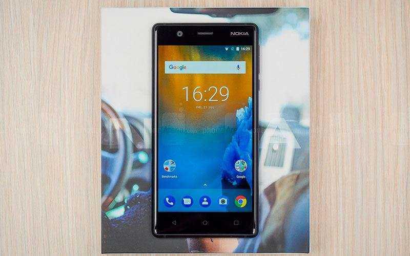 Телефон Nokia 3 — Отзывы TehnObzor