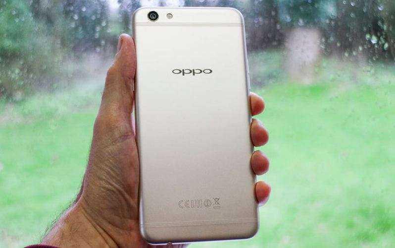 Задняя камера Oppo F3