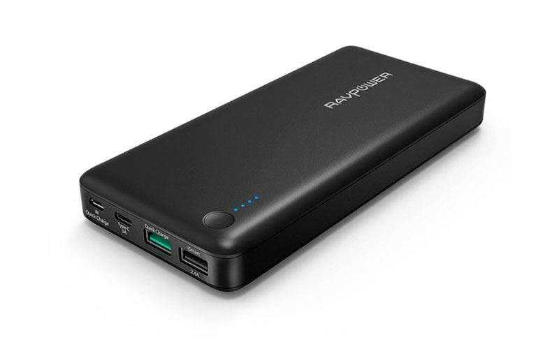 RAVPower External Power Bank 20,100 мАч