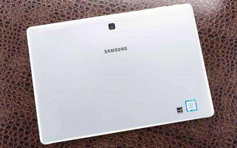 Планшетный ноутбук Samsung Galaxy Book 12 — Отзывы TehnObzor
