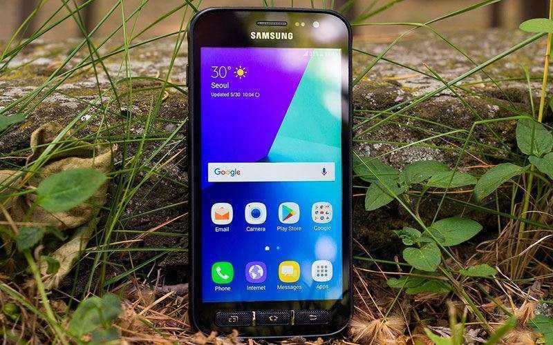 Samsung Galaxy Xcover 4 — Обзор прочного смартфона среднего уровня