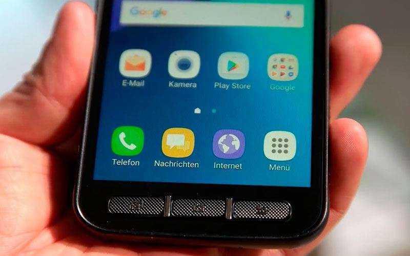 ПО и производительность Galaxy Xcover 4