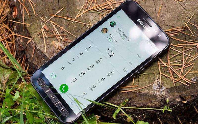 Samsung Galaxy Xcover 4 качество звонков