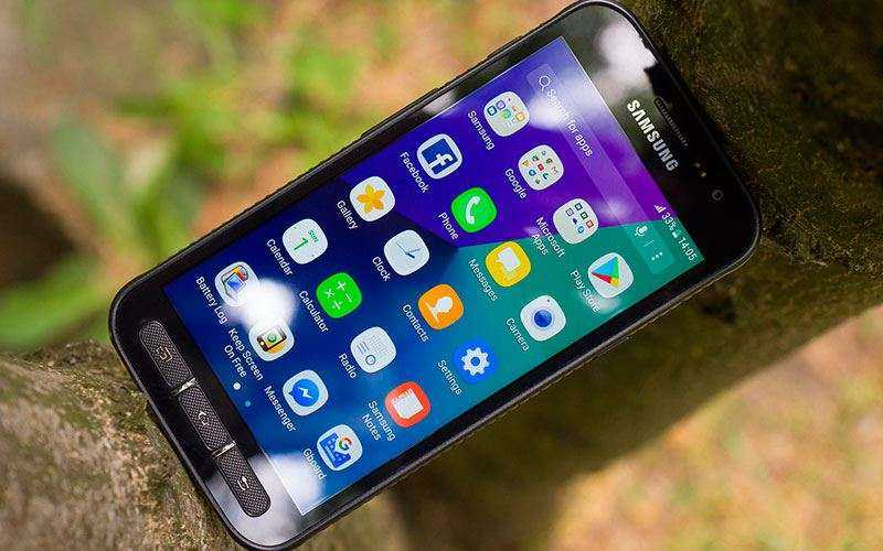 Обзор Samsung Galaxy Xcover 4 — Прочный смартфон среднего уровня