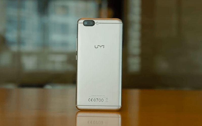 Дизайн UMI Z