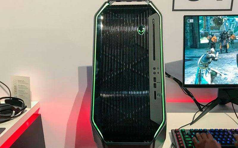 Игровой компьютер Alienware Area 51 (2017) — Отзывы