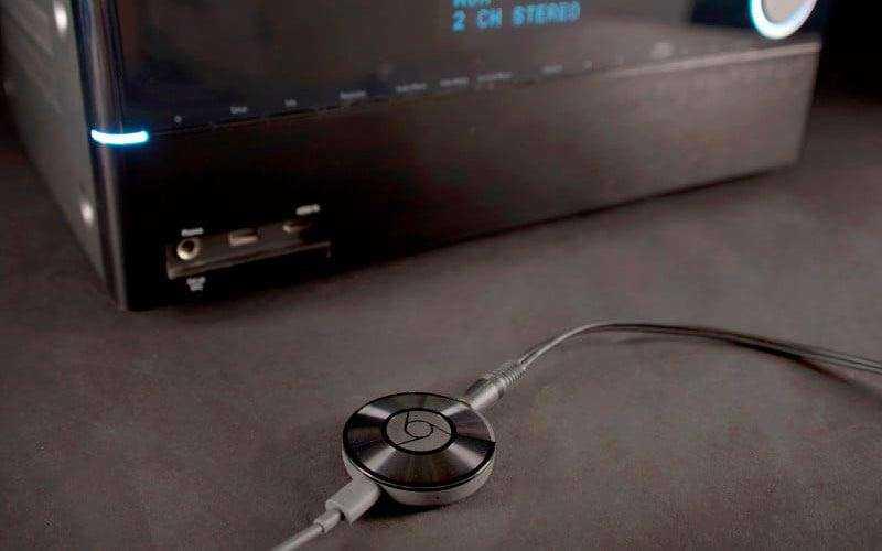 Обзор Google Chromecast Audio: объедините все аудиоустройства в мультирум систему