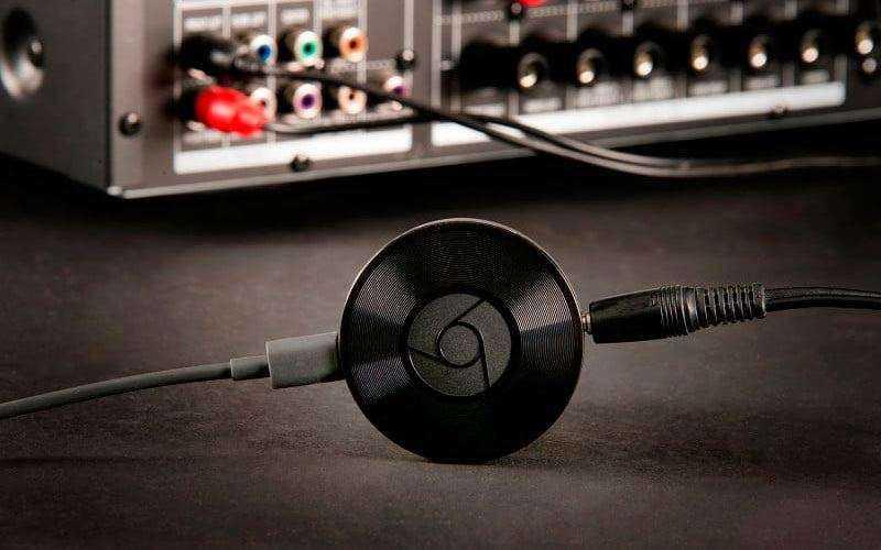 Производительность Google Chromecast Audio