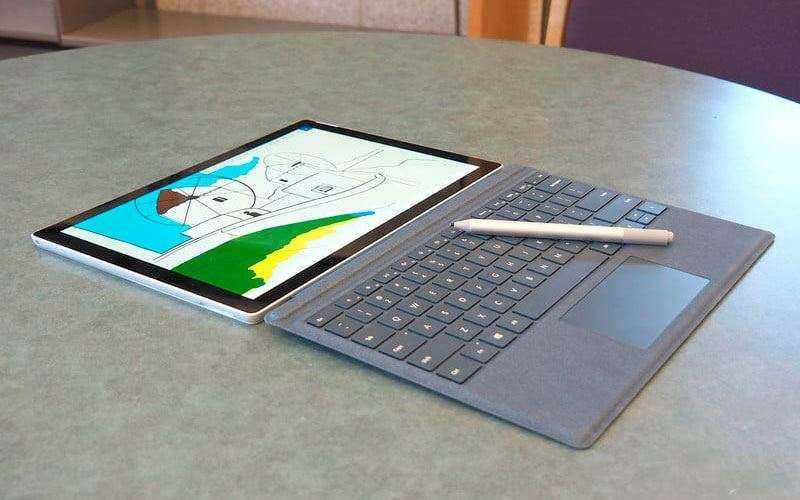 Microsoft Surface Pro (2017) — Обзор по-прежнему лучшего ноутбука 2-в-1