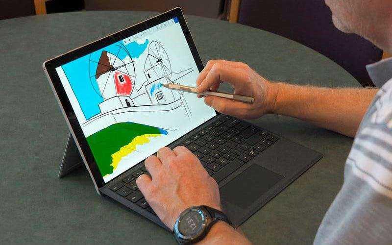 Microsoft Surface Pro (2017) — устройство мирового класса