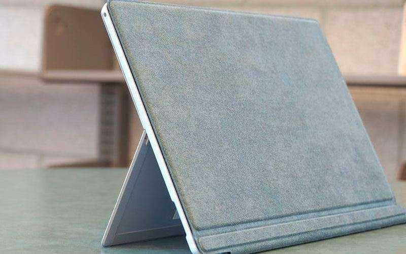 Порты в Microsoft Surface Pro (2017)