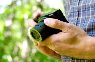 Обзор Sony Cyber-shot RX100 Mark V — По-прежнему хит компакт камер