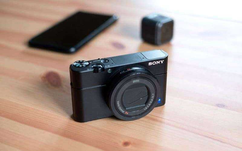 Sony Cyber-shot RX100 Mark V отзывы
