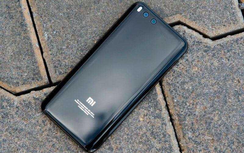 Камера Xiaomi Mi6