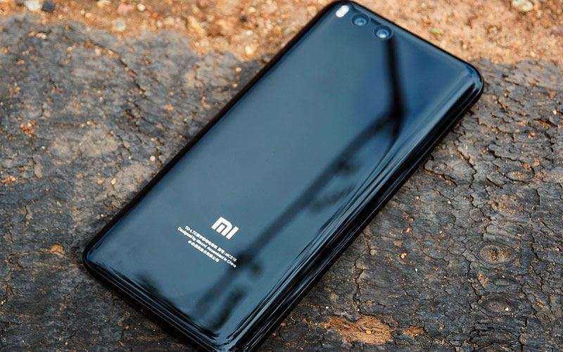 Xiaomi Mi6 качество сборки