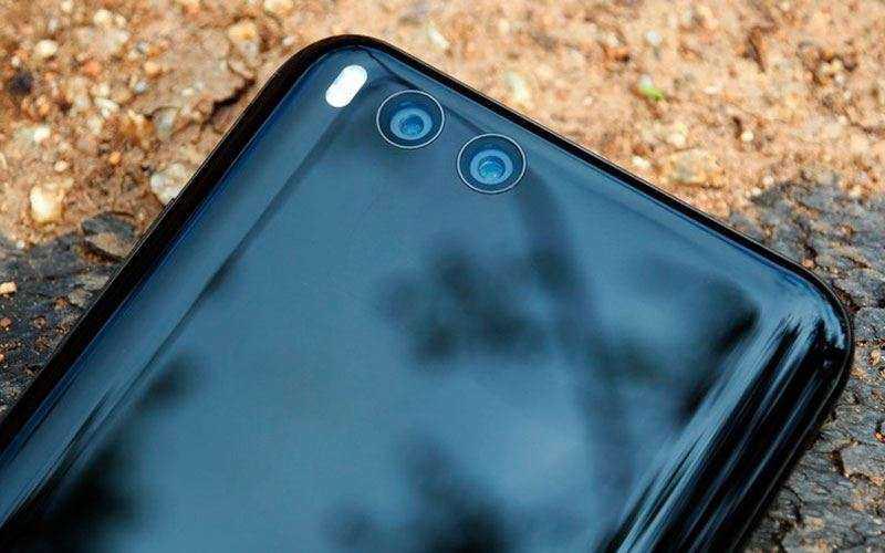 Двойная камера Xiaomi Mi6