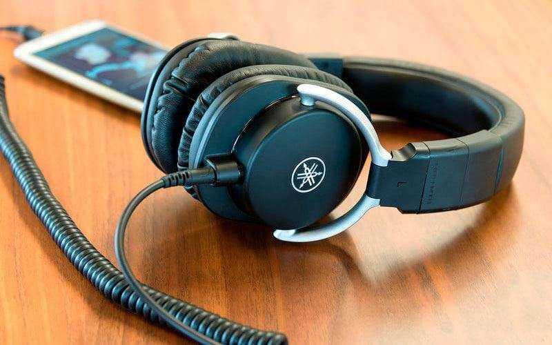 Наушники Yamaha HPH-MT8 — Обзор студийных мониторов с хорошим звуком