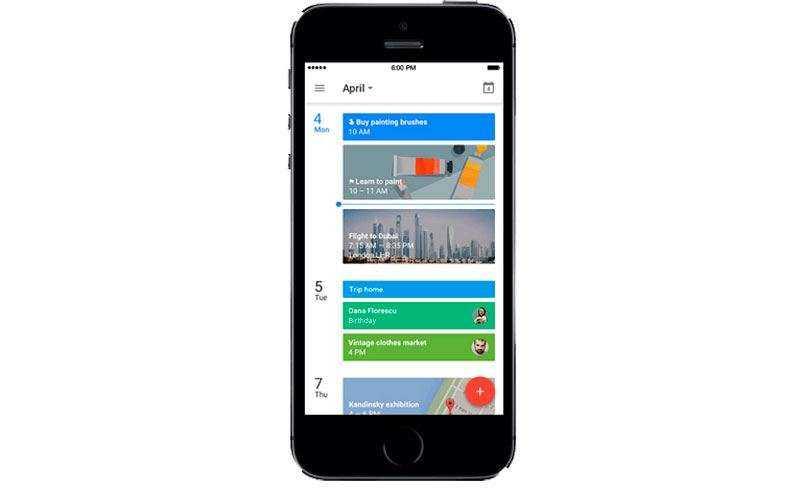 Google Calendar — Календарь Google