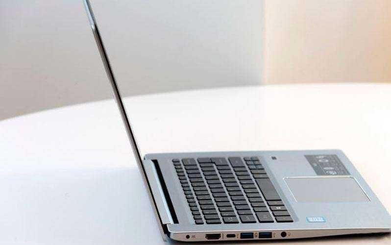 Обзор Acer Swift 3: бюджетный ноутбук с топовыми функциями