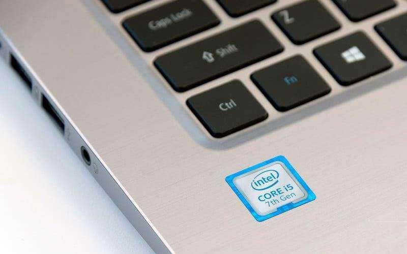 Производительность Acer Swift 3