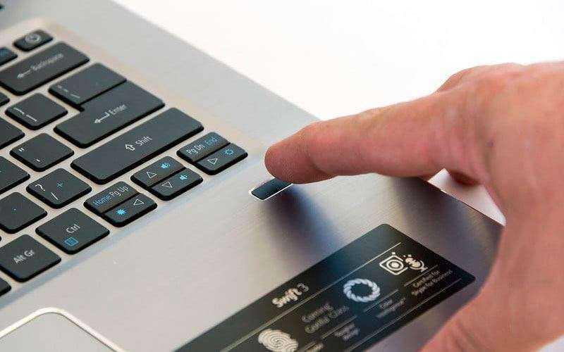 Сканер Acer Swift 3