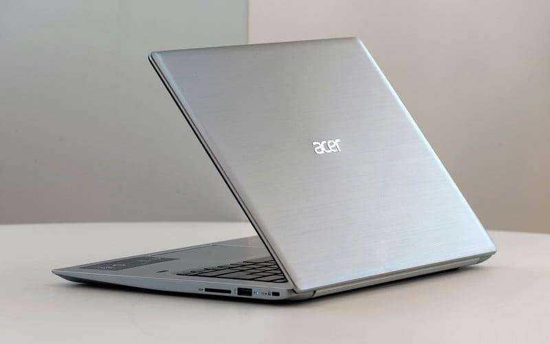 Динамики Acer Swift 3