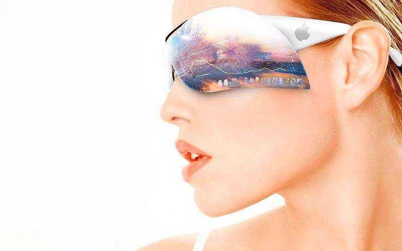 Слухи об очках Apple