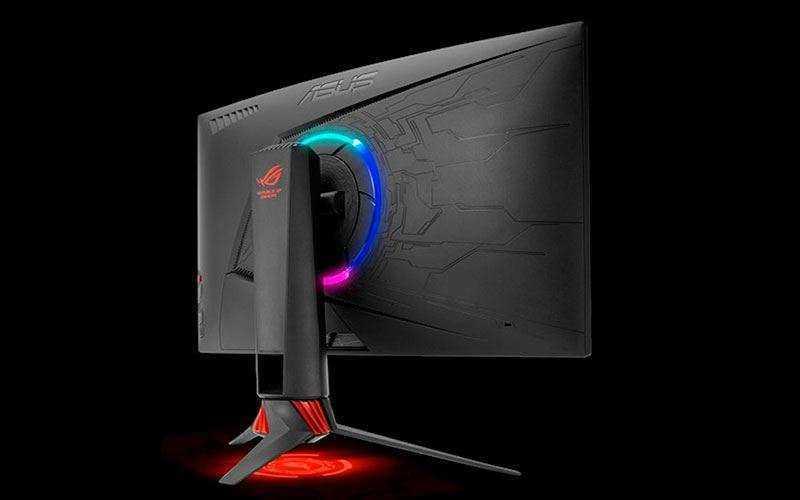 Новый игровой монитор Asus Strix XG27VQ