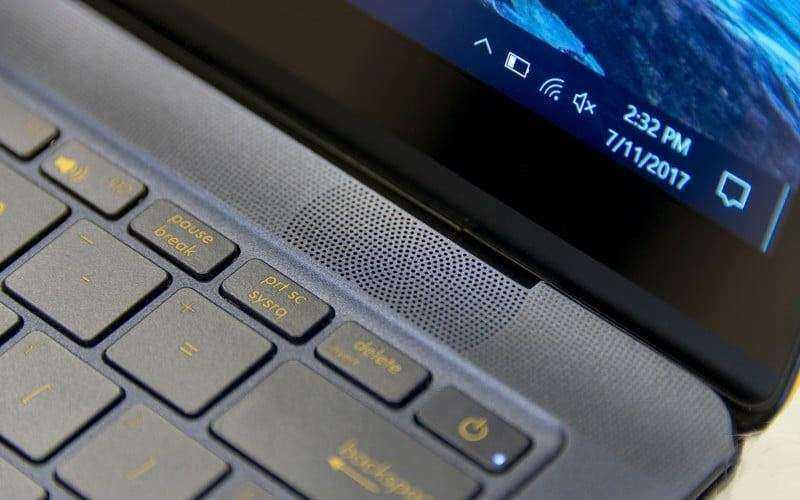 Графика Процессор Asus ZenBook 3 Deluxe