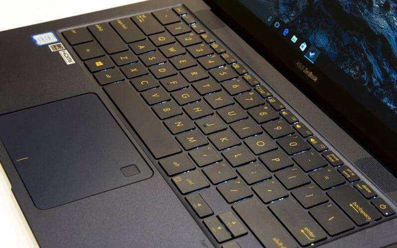 Клавиатура Asus ZenBook 3 Deluxe (UX490UA)