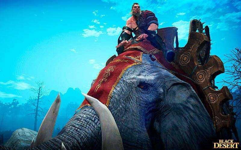 Игра Black desert придётся по вкусу каждому любителю MMORPG — Обзор
