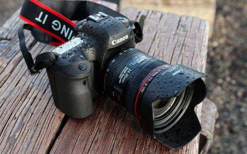 Обзор Canon EOS 6D Mark II: обновлённой полнокадровой зеркальной камеры