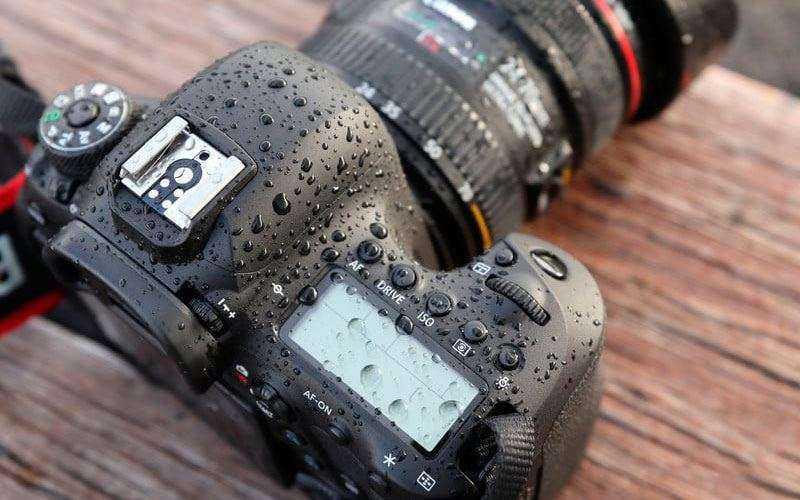 точки автофокуса в зеркальном фотоаппарате