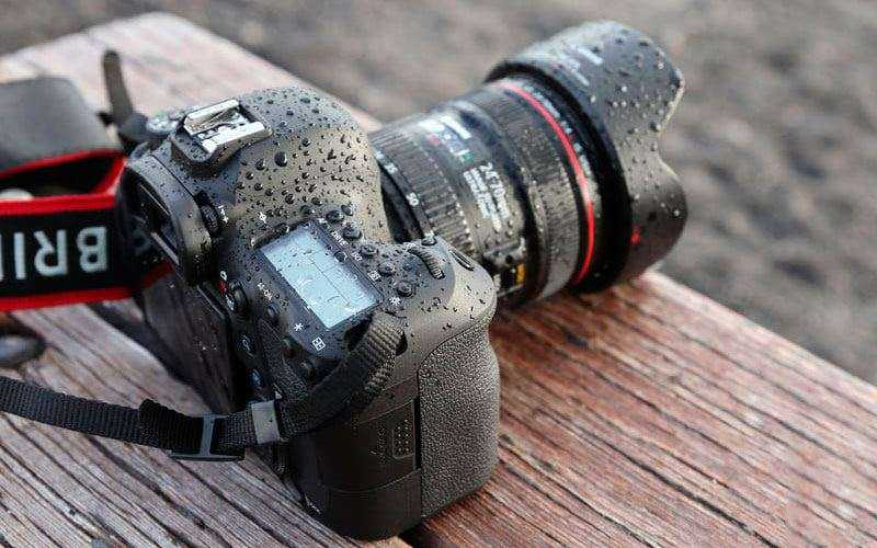Canon EOS 6D Mark II отзывы