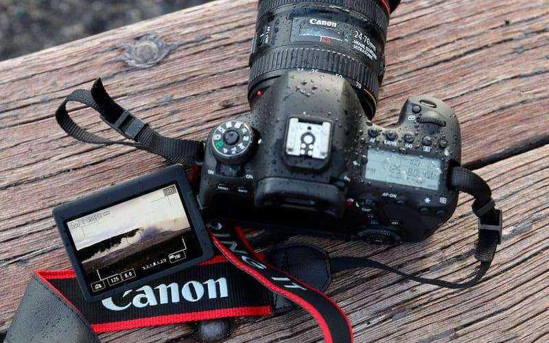 Canon EOS 6D Mark II — Пользовательский опыт