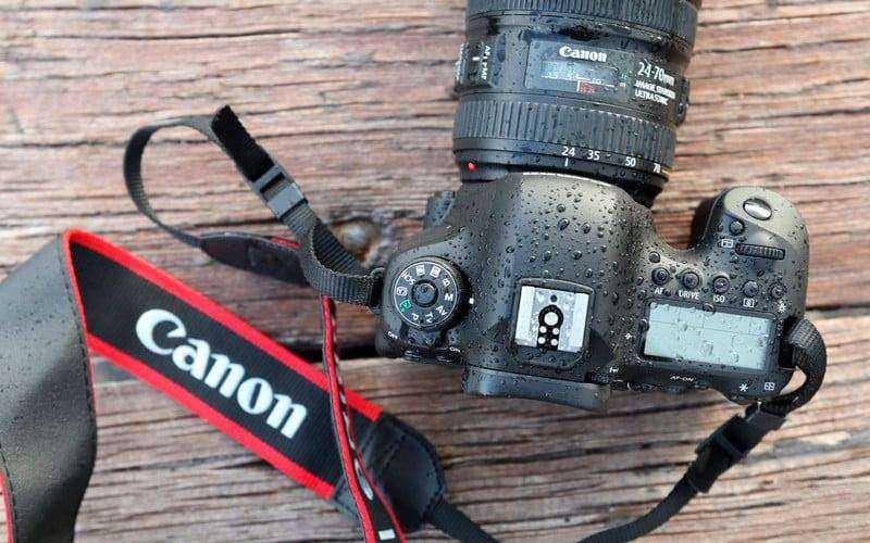 Тест Canon EOS 6D Mark II