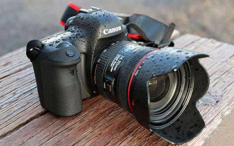 Обзор Canon EOS 6D Mark II — Улучшенной полнокадровой зеркалки