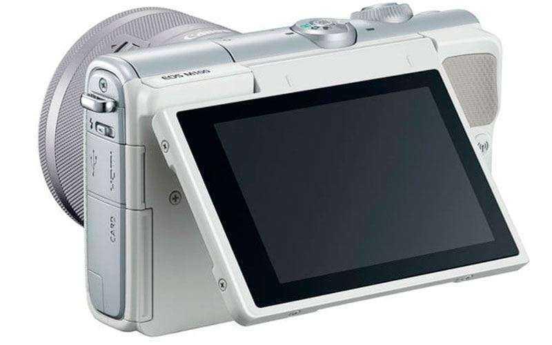 Фоокамера Canon EOS M100