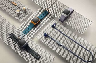 Fitbit Flyer беспроводные наушники для смартфонов и не только