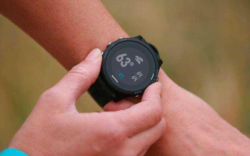 Garmin Forerunner 935 — Умные смарт-часы