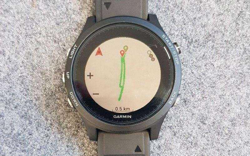 Тест GPS Garmin Forerunner 935