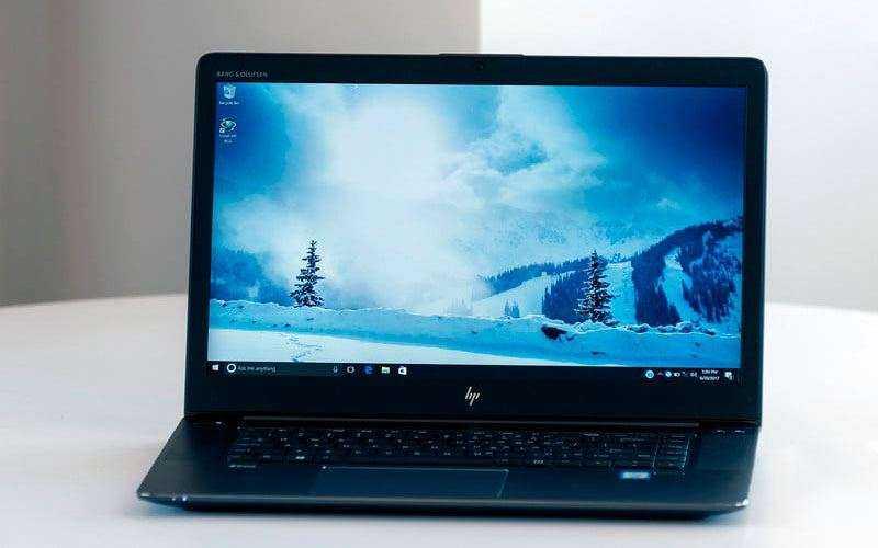 Обзор HP ZBook Studio G4: компактного ноутбука монстра для профессиональной работы
