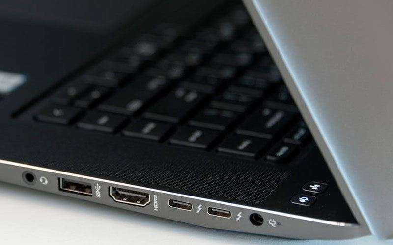 HP ZBook Studio G4 порты