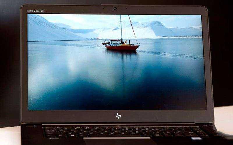 Экран HP ZBook Studio G4