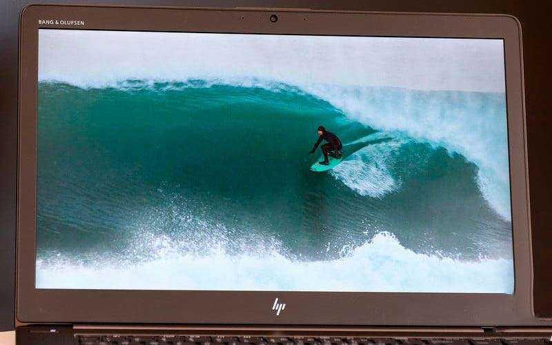 Ноутбук HP ZBook Studio G4