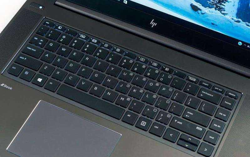 Клавиатура HP ZBook Studio G4