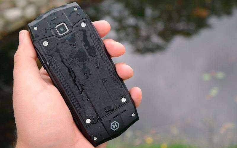 Тест MyPhone Hammer 3+